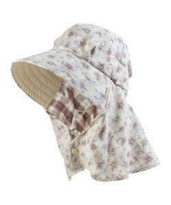 畑乃家のふわっと涼しい帽