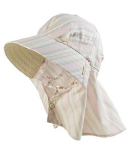 ふわっと涼しい帽