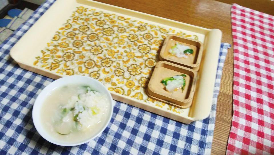 むすきらブログ七草粥